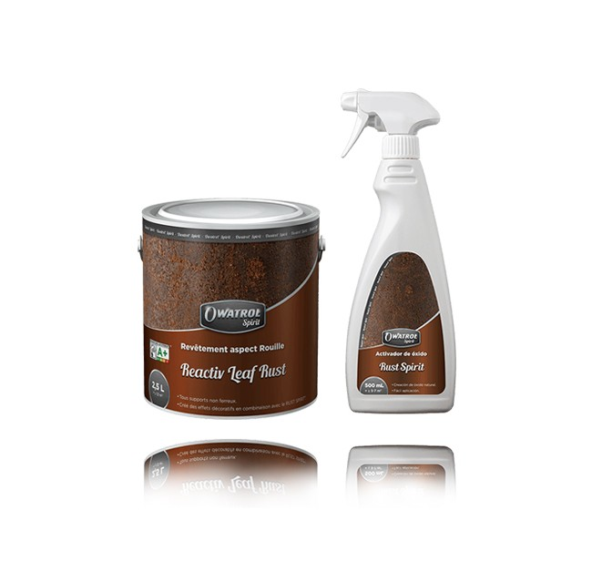 Kit Efecto Oxido Natural - Rust