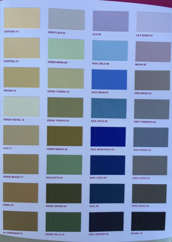 Revestimiento de colores para exteriores la mejor compra for Pintura color albero