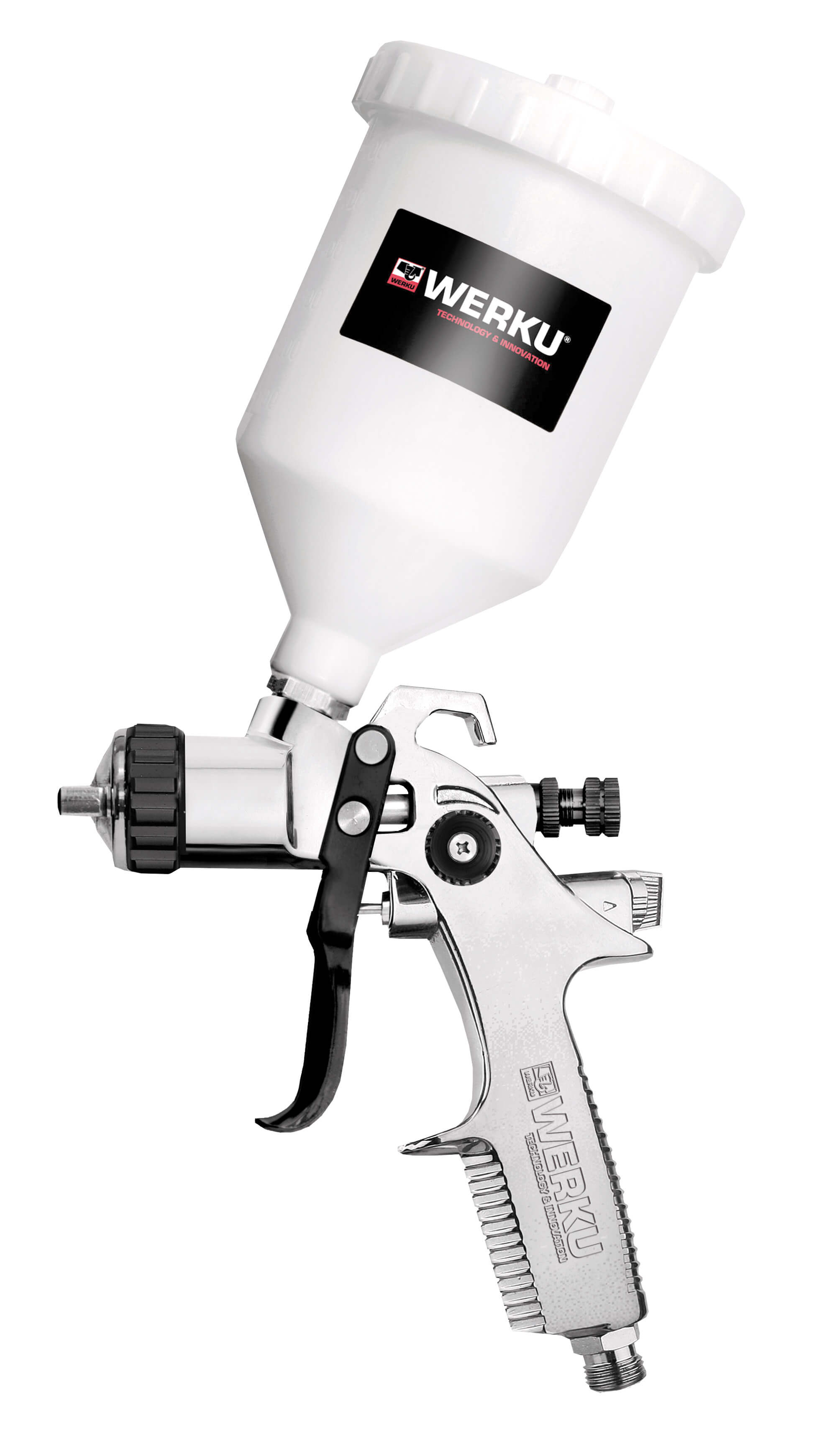 Pistola para pintar gravedad compra online facil de usar - Pistola de pintar ...