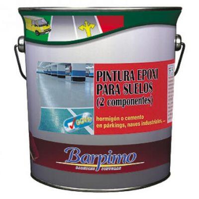 Pintura epoxi para suelos de 2 componentes desde 70 - Pintura epoxi para suelos ...