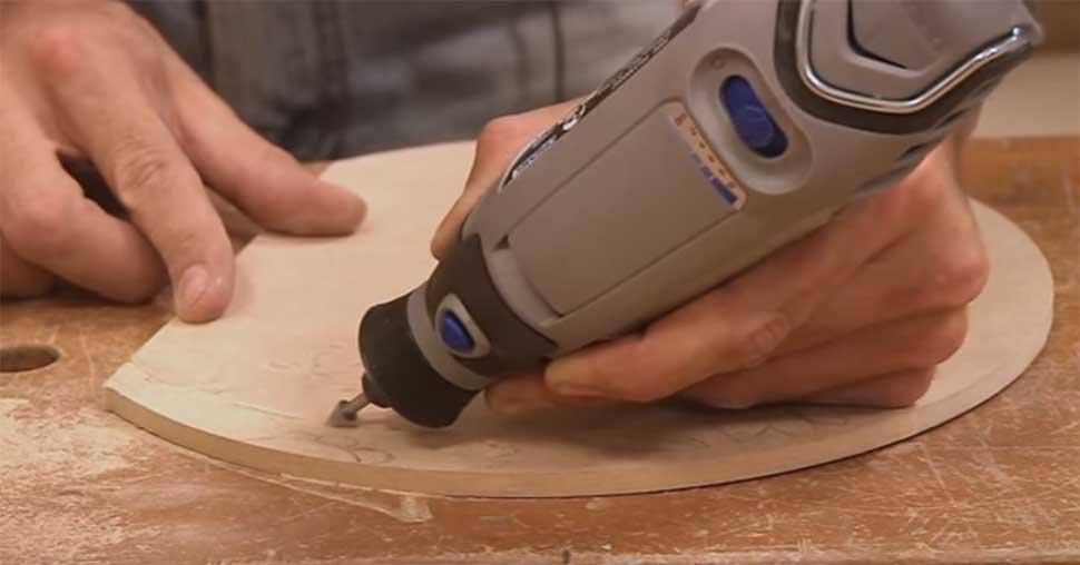 grabar-madera