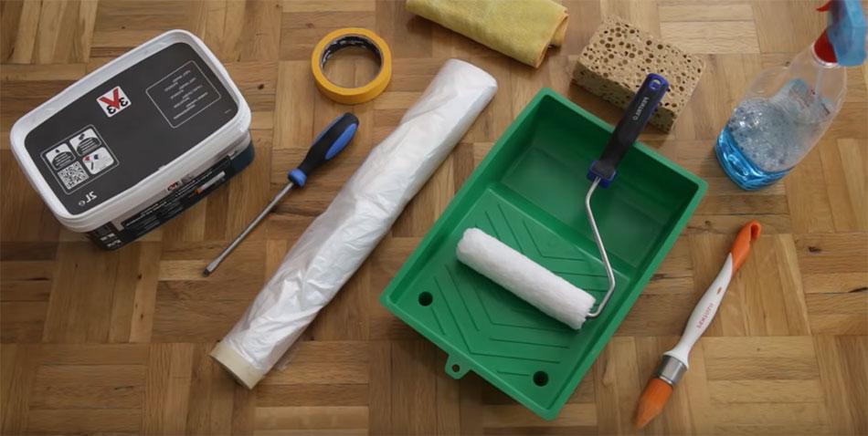 materiales-para-pintar-bano