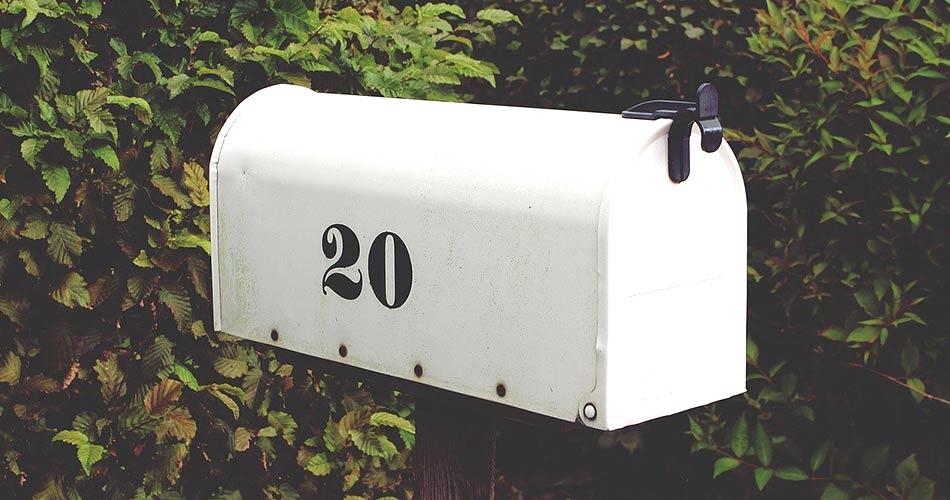 buzon de correos