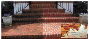 Elija la solucion adecuada para la limpieza de ladrillos