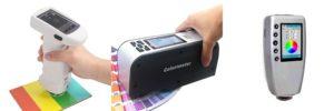 Funcionamiento de un colorimetro Medicion precisa del color