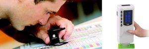 Para que sirve un colorimetro o aparato para identificar colores