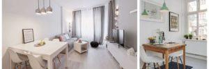Tipos de muebles para espacios pequeños