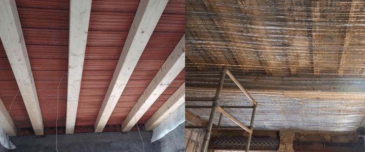 techos ignifugos
